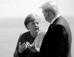 Немецкие СМИ: Трамп сделал и…
