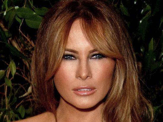 Первую леди США Меланью Трамп «сняли» в порно