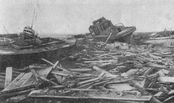 Трагедия на Курилах в 1952 г…