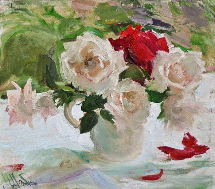 художник Мария Щербинина картины – 17