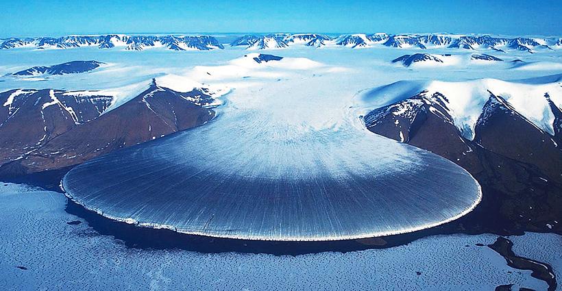 Ледник Слоновья Нога