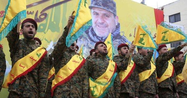 """Проиранская шиитская группировка """"Хезболла"""" в Сирии"""