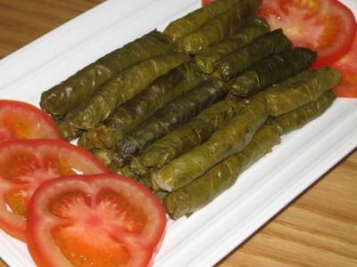 Виноградные листья по-ливански