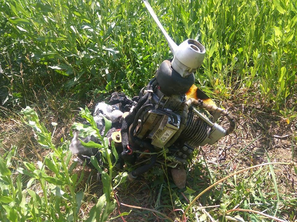 Украинские силы сообщили об уничтожении БЛА «Орлан-10» российского производства