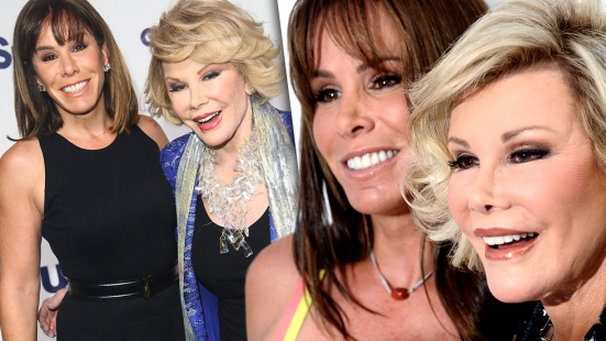 A Mother's Goodbye: Joan Rivers Shared Touching Message With Daughter Melissa Before Her Death – 'I've Had An Amazing Life'