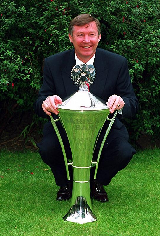 030 Алекс Фергюсон: Самый титулованный тренер Манчестер Юнайтед