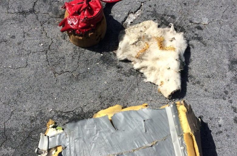Обнаружены обломки самолета, пропавшего в Бермудском треугольнике. Тела людей не найдены