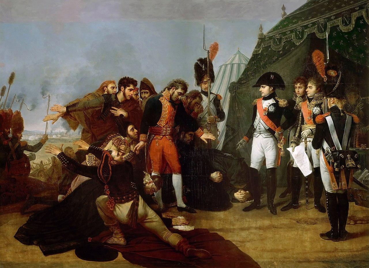 Фридрих Штапс и удивительное покушение на Наполеона