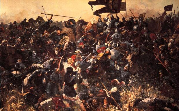Борьба Руси с Ордой