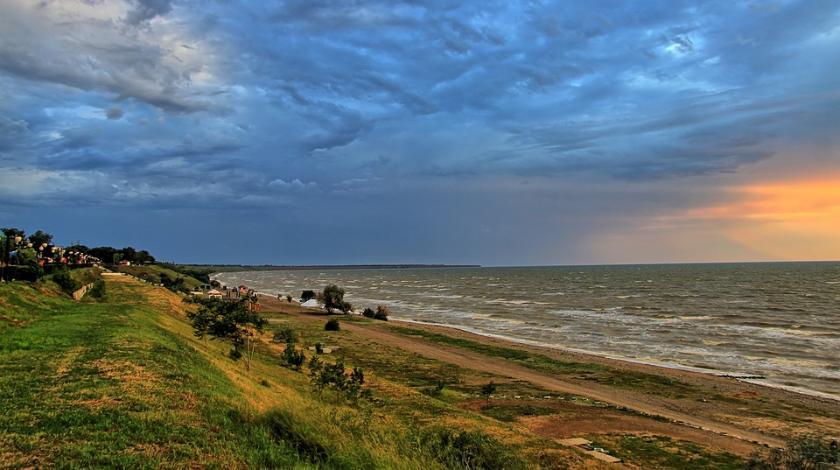 Украина взорвет Азовское море