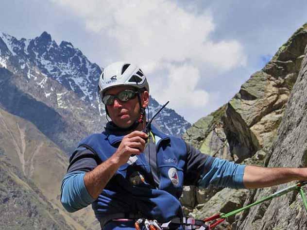 Спасатель из Кабардино-Балкарии готовится вслед за Эверестом покорить Гималаи