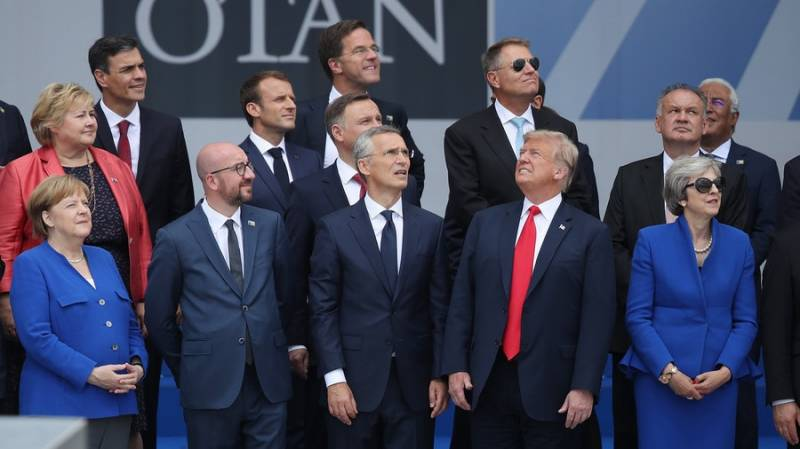 Минувший саммит НАТО: пройдё…