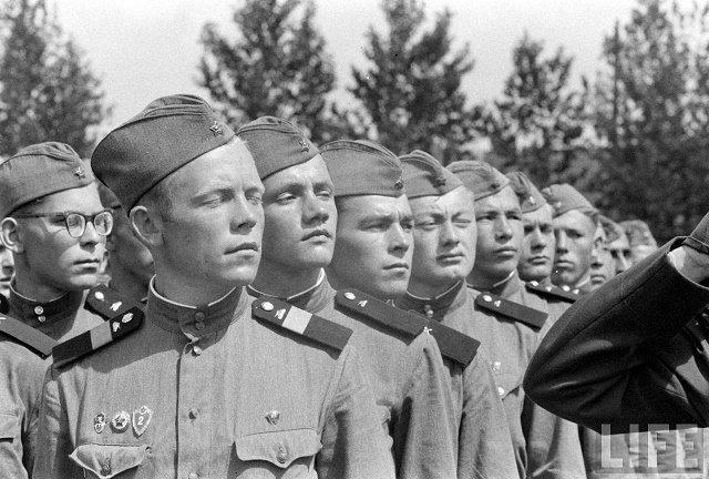 Самые «блатные» места для службы в Советской армии