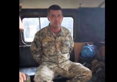Армия ДНР захватила в плен украинского майора с секретными документами