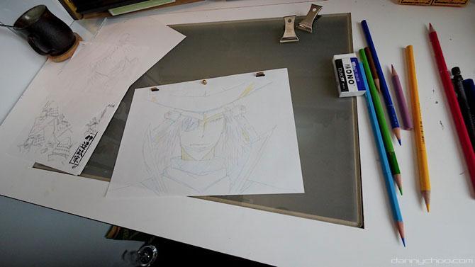 Как создается аниме