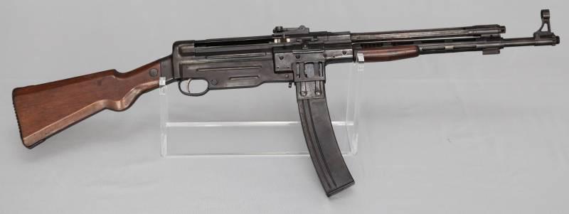 Автоматические винтовки CB-51 (Испания)