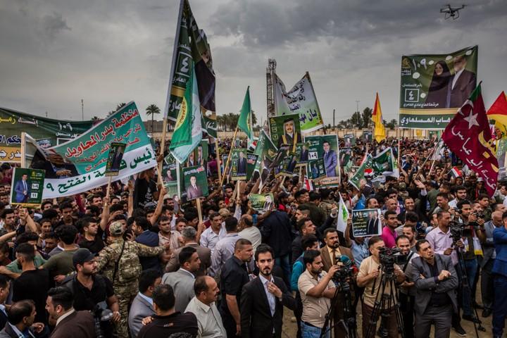 США пытаются снизить влияние Ирана в Ираке