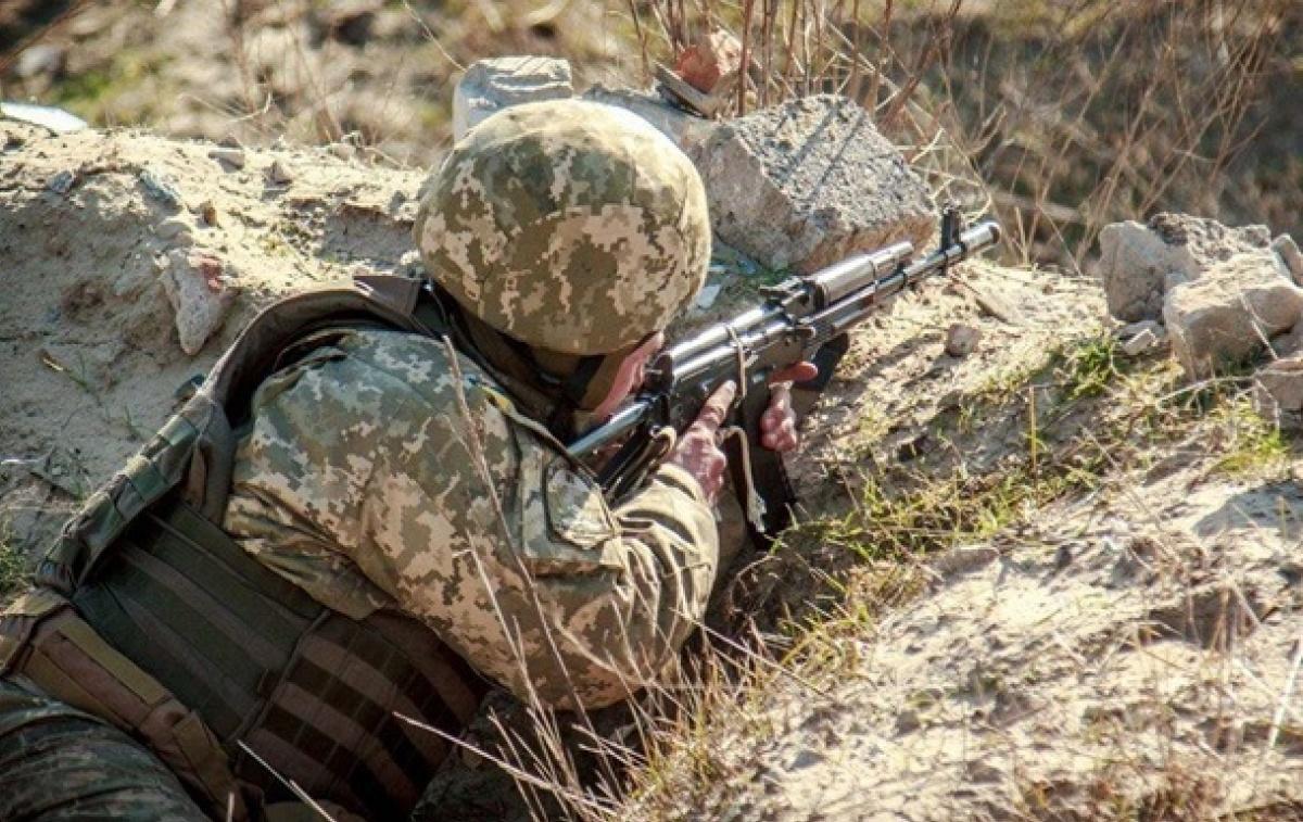 Киевские каратели обстреливают сотрудников «Воды Донбасса», которые ведут работы в Зайцево Южном