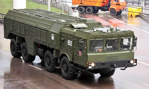 Ракетные войскаРФ на80% укомплектованы новыми тактическими комплексами
