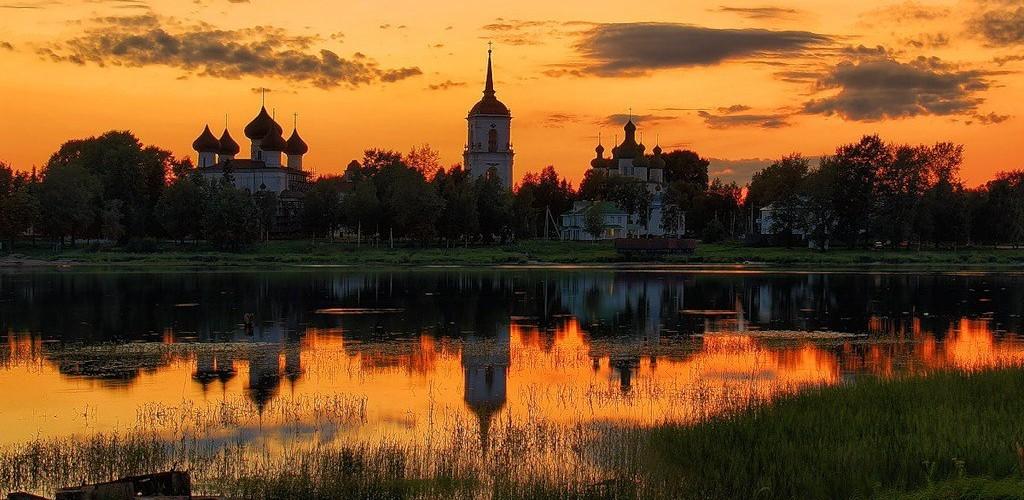 Душа русского севера — Каргополь