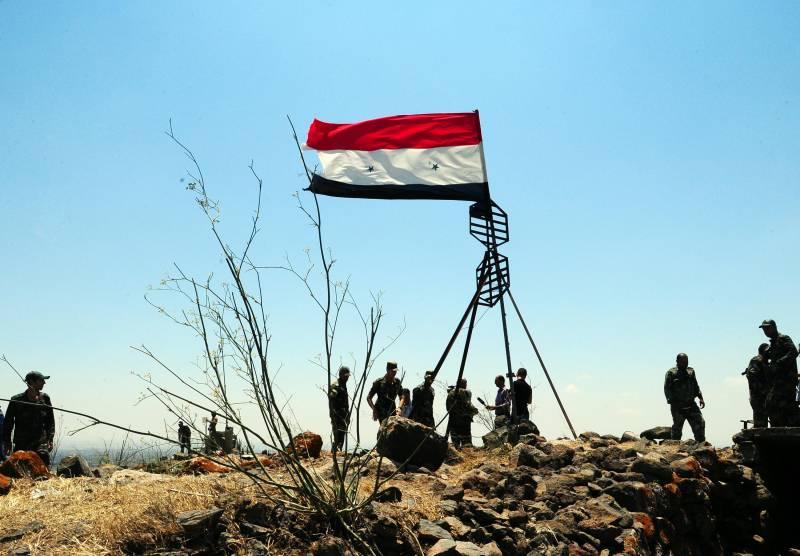 Ситуация в Сирии. США вновь нанесли авиаудар по мирным жителям в Дейр-эз-Зоре