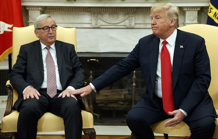 ЕС и США могут объединиться против Китая в торговой войне