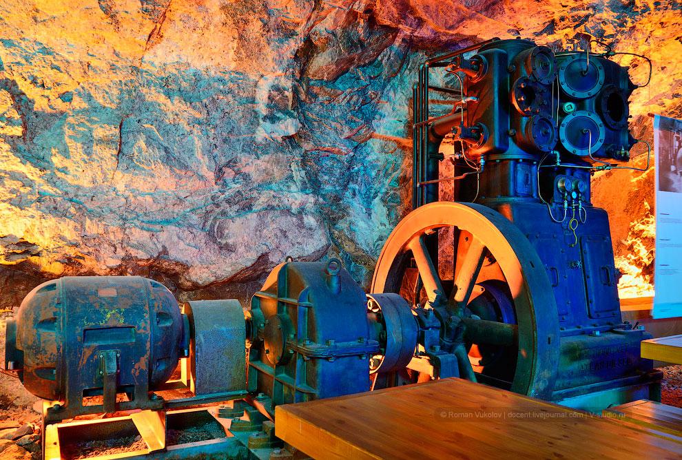 Экскурсия по подземному музею Тютюри