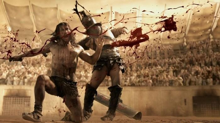 Кровавые бои