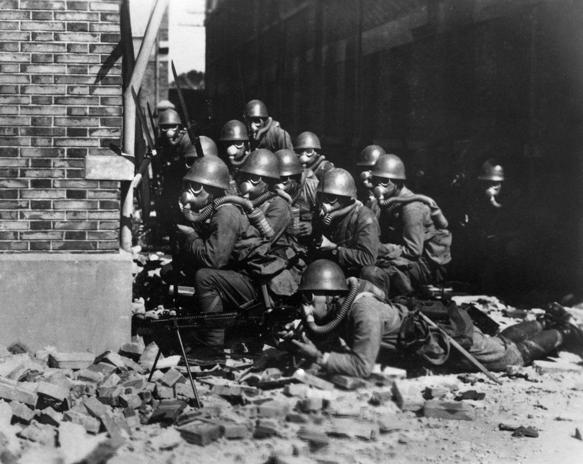 NI раскрыл подробности химатаки США против собственных войск в 1943 году