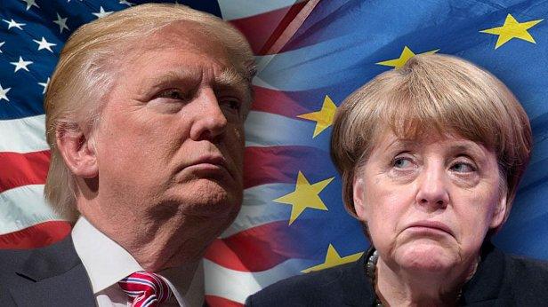 Меркель уступила газовому напору Трампа