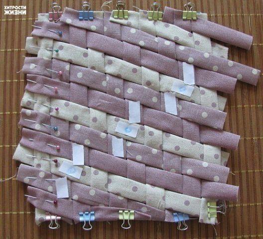 Интересная техника лоскутного шитья