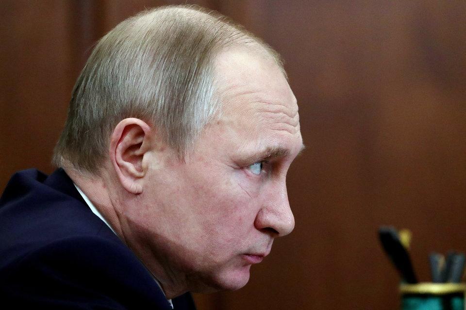 19 причин того, почему Путин…