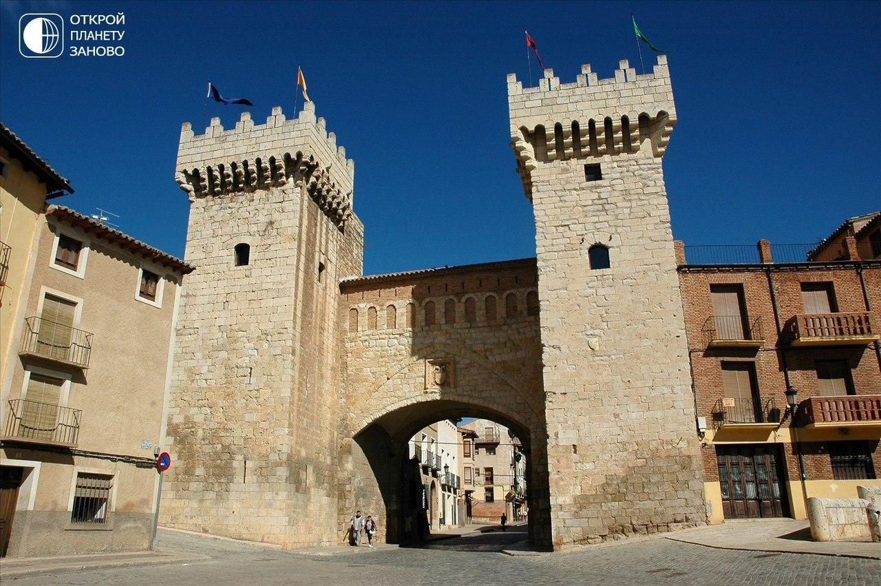 Город - крепость Дарока