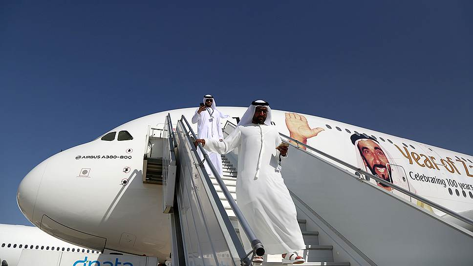 Emirates спасла A380