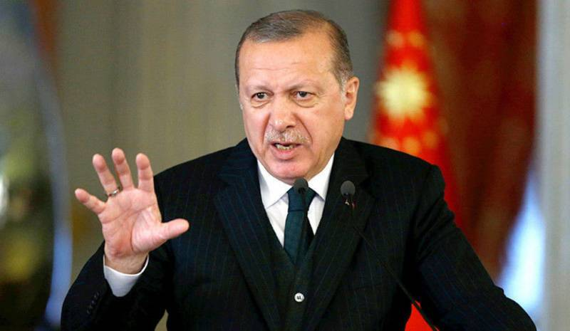 Эрдоган разыгрывает «русскую карту»