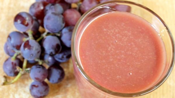 Сок из винограда - видео рецепт
