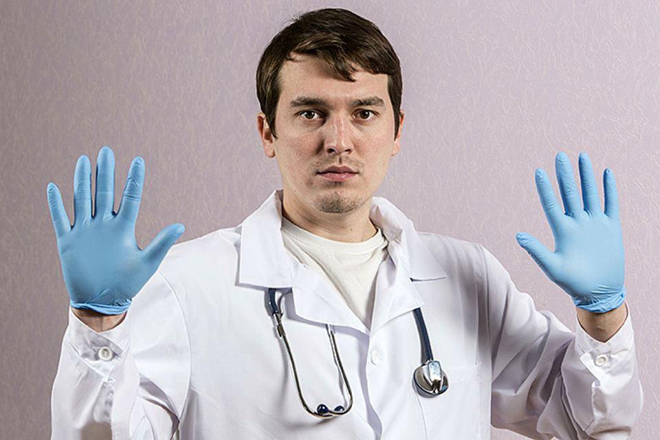 Побольше хамства, врачам это нравится...- памятка пациентам