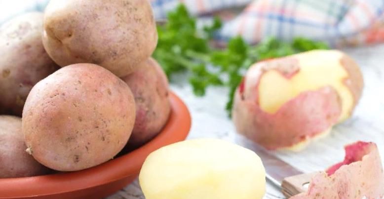 Картофель продлевает жизнь