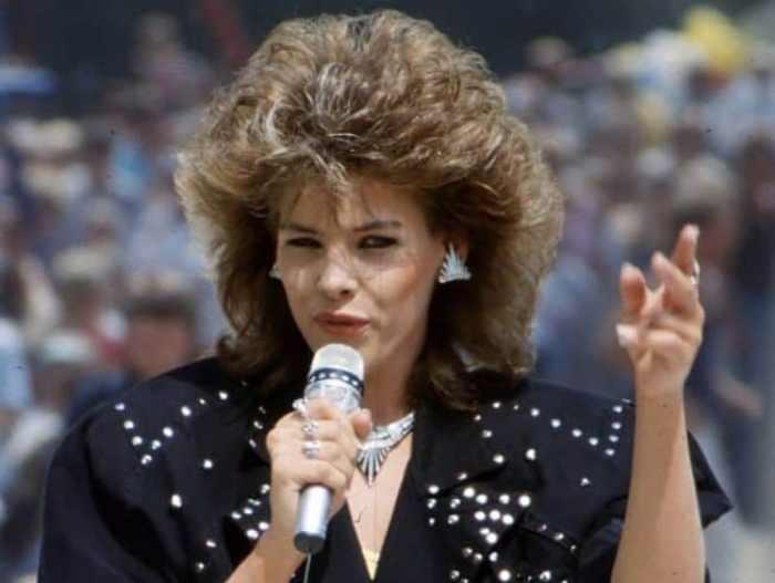 Звезда 1980-х гг. Си Си Кетч | Фото: biographe.ru
