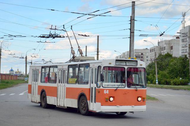 Не грози водителю троллейбуса