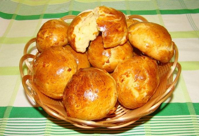 Медовые булочки «Восточные»