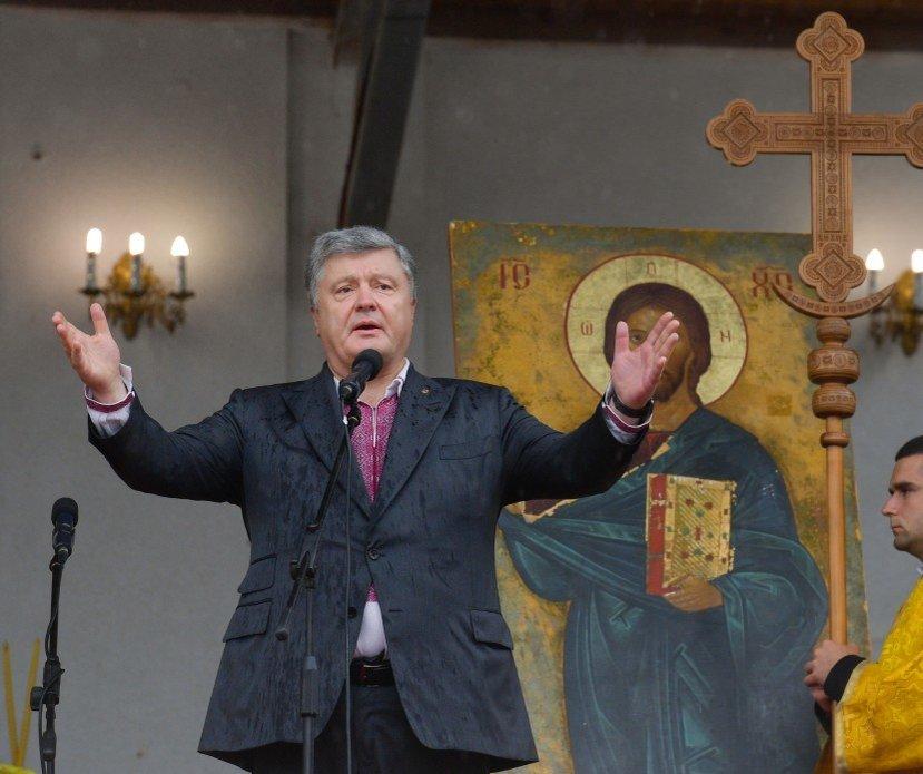 Пиррова победа Порошенко