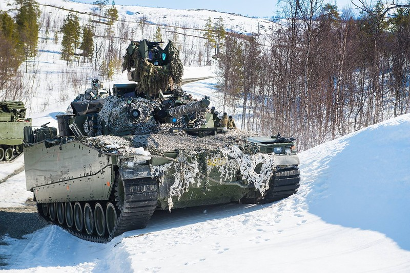 """""""Русские перевернули норвежские вооруженные силы с ног на голову"""""""