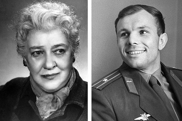 Фаина Раневская о гибели Юрия Гагарина: «Вернувшись домой, одна пила водку, — такого со мной не было никогда»