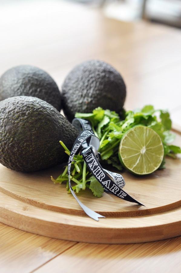 1136 Фоторецепт: Шербет из авокадо за 5 минут