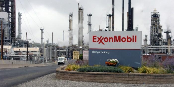 """Правительство США оштрафовало ExxonMobil за сделки с """"Роснефтью"""""""