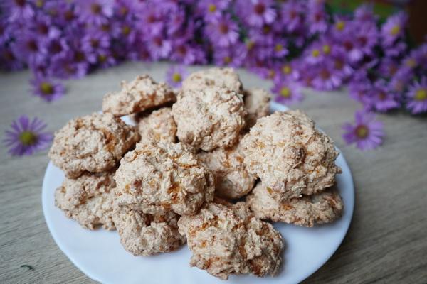 Печенье карамельно-кокосовое. Забытое печенье