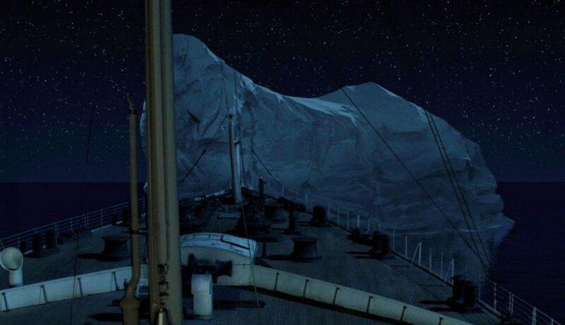"""Куда делся айсберг, который потопил """"Титаник""""? айсберг, интересно, корабль, лед, титаник, факты"""