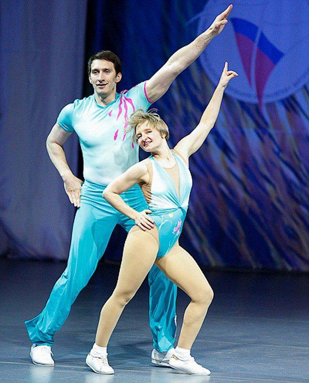Дочь Владимира Путина зажгла на танцполе. Профессиональный танец!