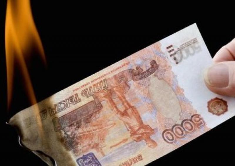 Падающий рубль. Экономика просит девальвации